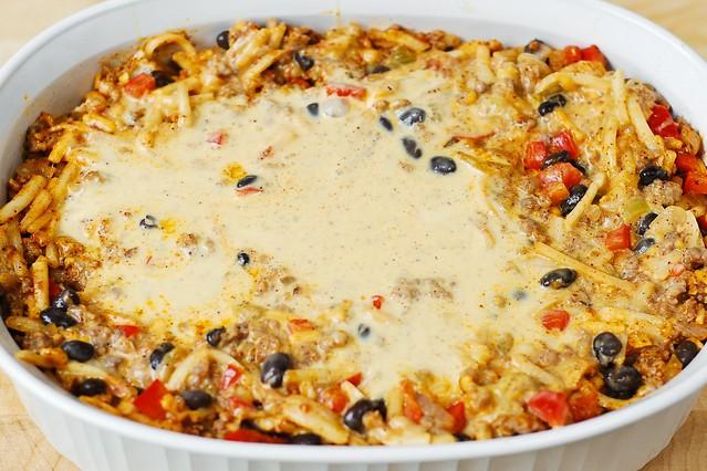 easy egg casserole, good breakfast ideas, quick breakfast ideas, egg ...