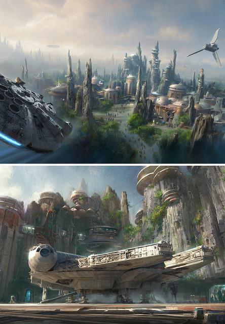 【星際大戰主題樂園】成為「絕地武士」的夢想就快實現了!!!