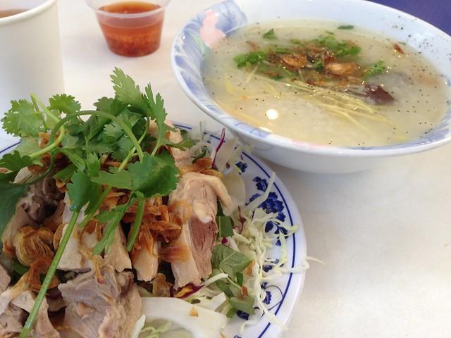 Cháo Vịt (Vietnamese Duck Porridge)