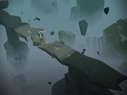 Lara Croft GO Apple Ipad Air 13