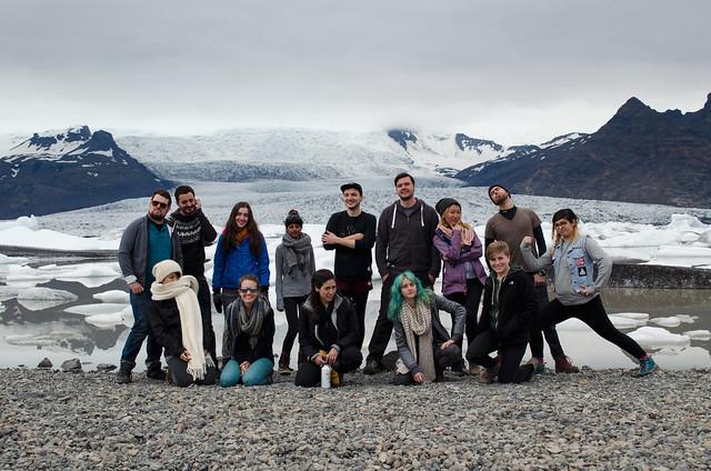 Iceland 2015 Team Lichen