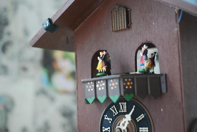 Cuckoo Clock Dancers