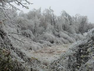 Balkan im Winter