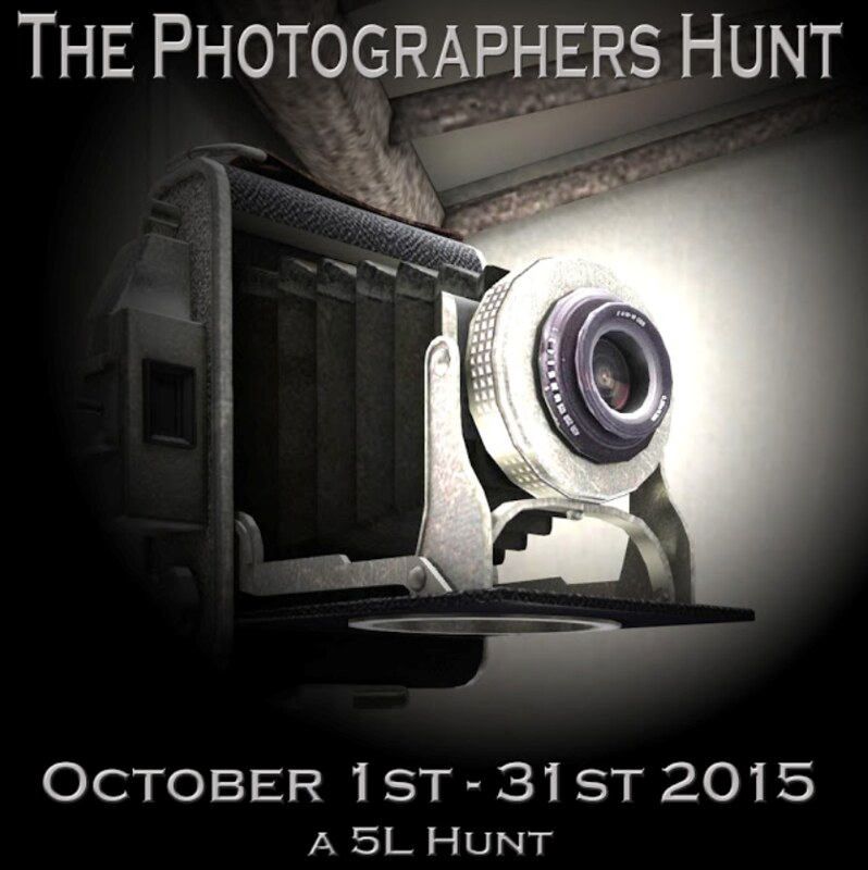 The Photographer's hunt