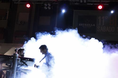 ANALOGIC en concierto