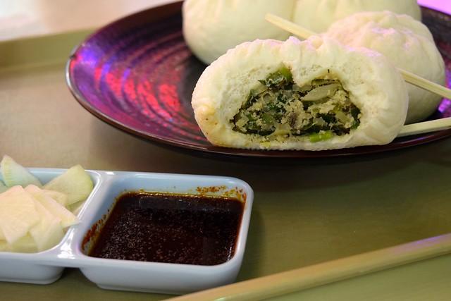 King Dumplings at Pao Jao Dumpling House, Koreatown | www.rachelphipps.com @rachelphipps
