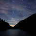 Lake Colden at night by iessi