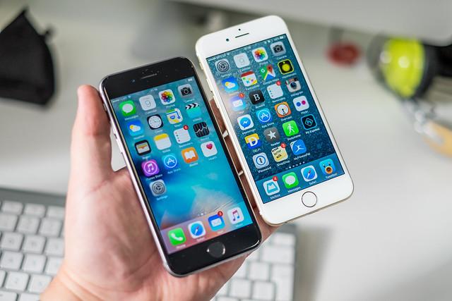iPhone 6S launch Riga