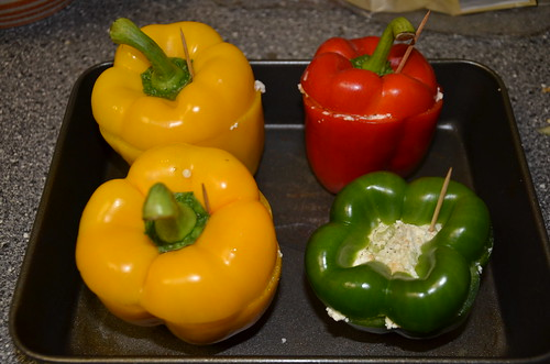 peppers stuffed with ricotta Oct 15 (3)