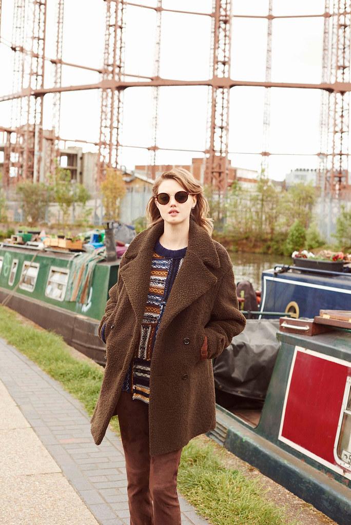 Линдси Виксон — Фотосессия для «Bergdorf Goodman» 2015 – 3