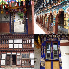 Ended our day in one of #Bhutan's oldest temples. #uwclearn #uwcsea_east #uwcsea_dover #uwcsea_outdoored