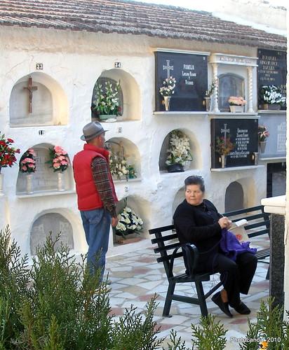 Cementerio de Loja