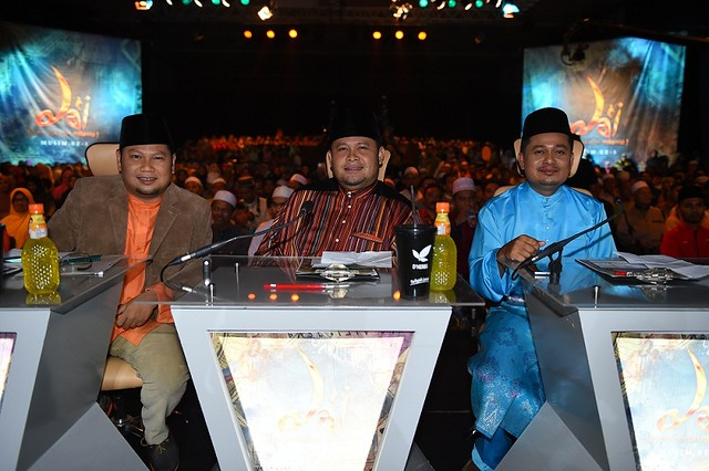 Juri Awam Dato' Ustaz Badli Shah Alaudin, Ustaz Harryanto Rizal, Ustaz S...