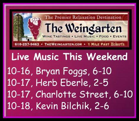 The Weingarten 10-16 thru 10-18-15