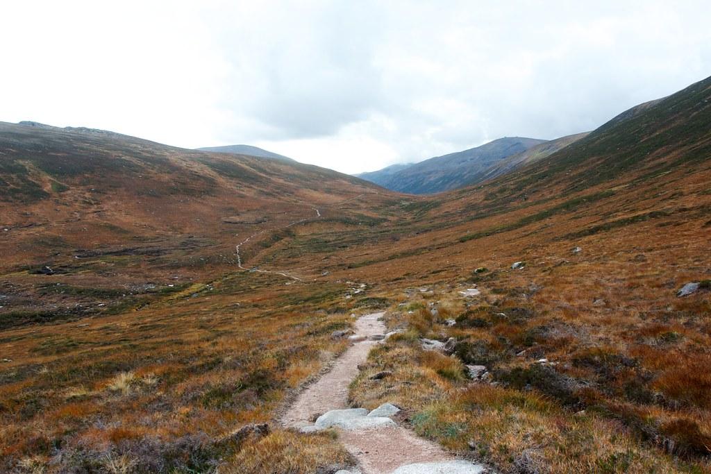 The Lairig an Laoigh Track