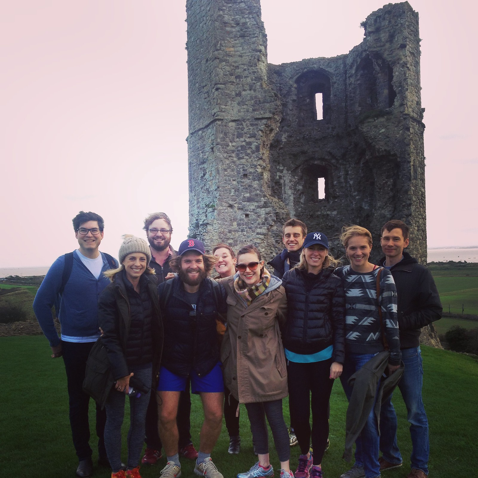 2015-11-15 13.09.38-1 Hadleigh Castle, Benfleet to Leigh on Sea, SWC Walk, Short Walk 14