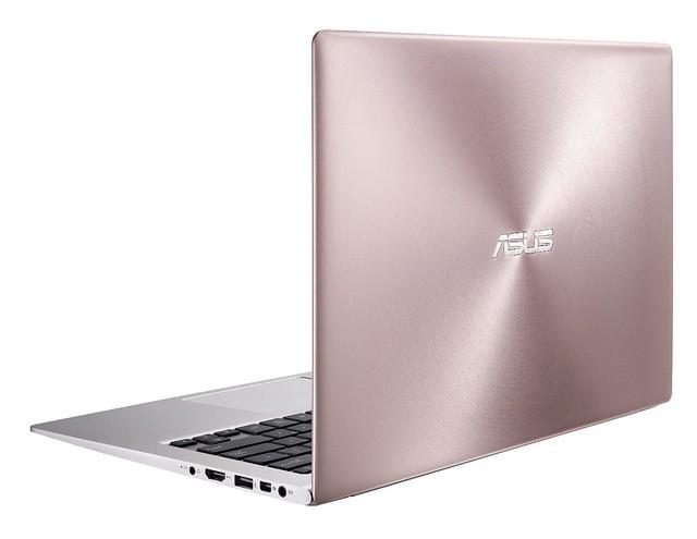 Ra mắt ZenBook UX303UA, notebook đầu tiên của ASUS sử dụng vi xử lý Skylake phiên bản màu Rose Gold - 100968