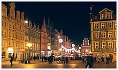 Wroclaw by night