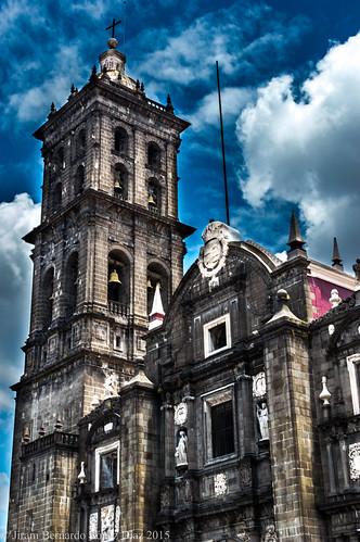 Fuente mausoleo de Ignacio Zaragoza. Puebla Méx.