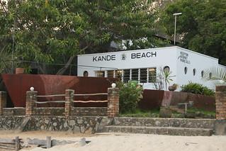 Kande Beach.