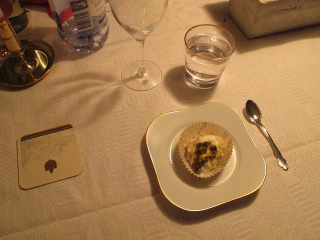 saturday, mulled wine and dinner, glumslöv
