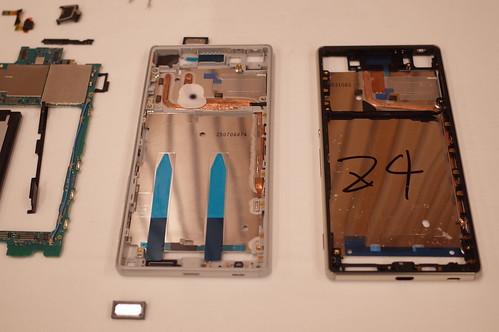 Xperia Z5 and Xperia Z4 comparison