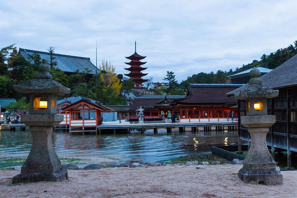 Itsukushima Pagoda