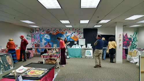 Holiday Market at Artomatic