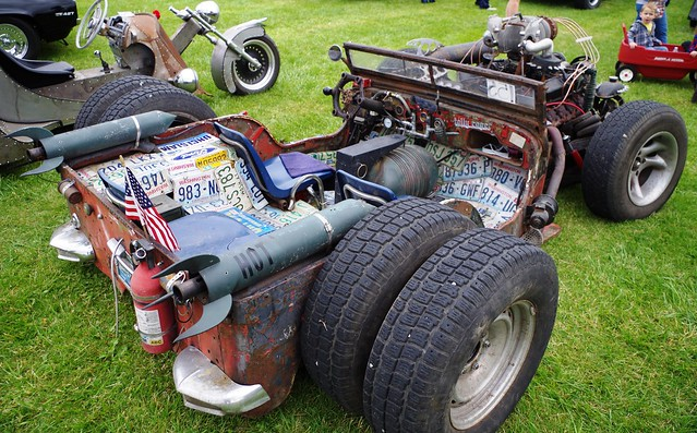 White River High School Motorsports Club Auto Show, May 16, 2015, Buckley, WA