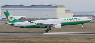 A330-300 EVA AIR MSN 1690 F-WWYN FUTUR B-16336.
