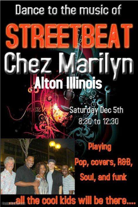 Streetbeat 12-5-15