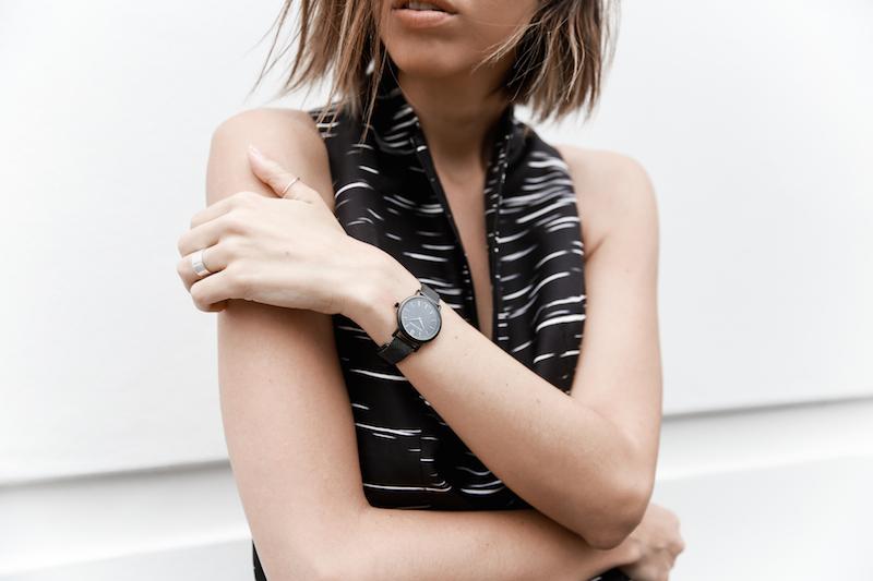 larsson jennings CM modern print black white monochrome street style minimal fashion blog josh goot modern legacy