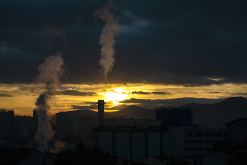 sunrise marseille factory smoke sugar saintlouis sucre