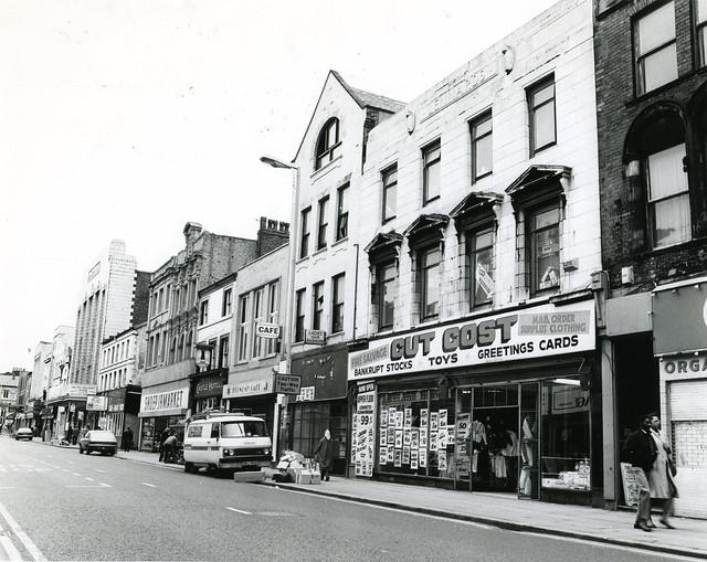 Oldham Street, 1985