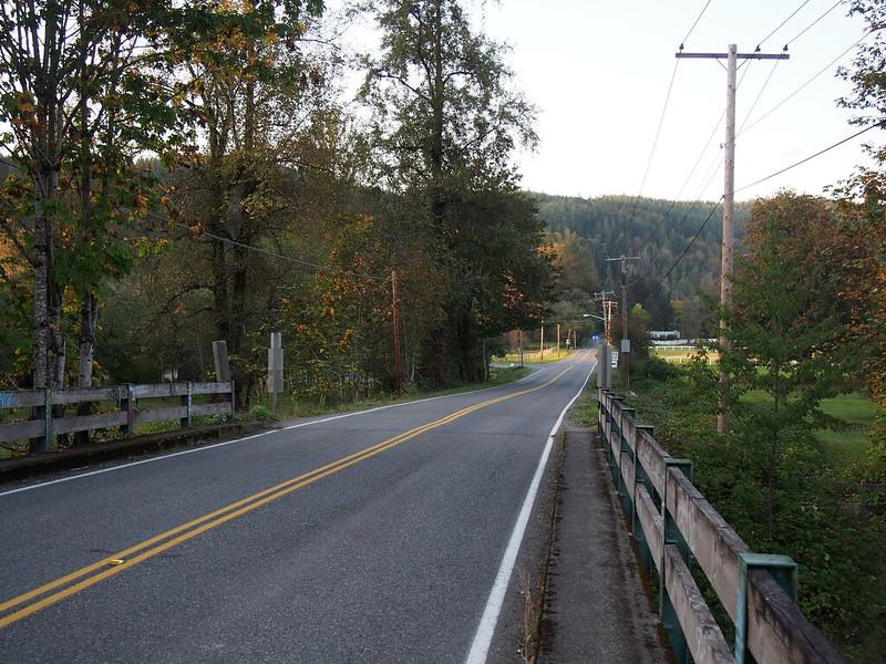 North Fork Snoqualmie River Bridge