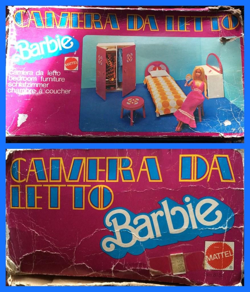 Very rare Barbie finiture - camera da letto - Exclusive Ma ...