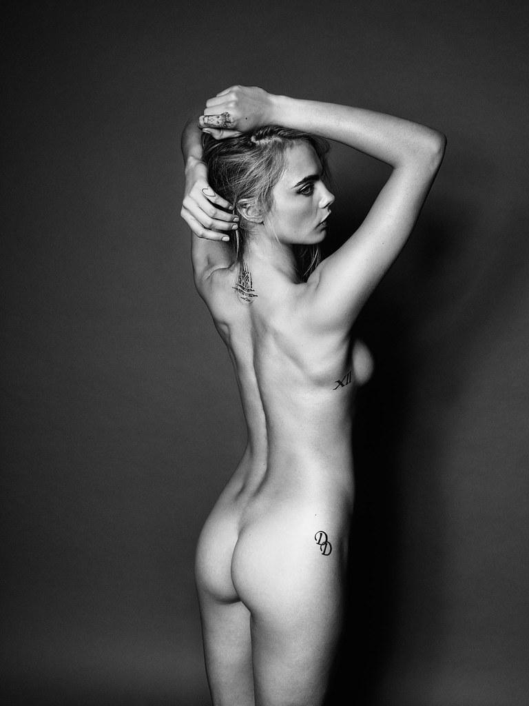 Кара Делевинь — Фотосессия для «Esquire» UK 2016 – 3