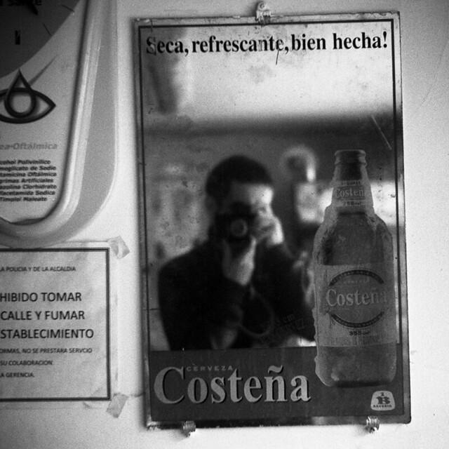 Selfie, Costeña Style