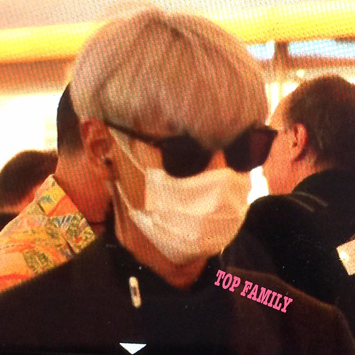 TOP Departure Seoul to Tokyo 2016-11-03 (38)