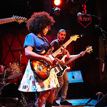 Mon, 17/10/2016 - 5:10am - Seratones broadcast for WFUV Public Radio from Rockwood Music Hall in New York City, October 17, 2016. Hosted by Russ Borris. Photo by Gus Philippas/WFUV