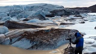 Island - Svinafell
