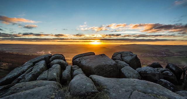Sunset on the Edge...., Nikon D5200, AF-S DX Nikkor 10-24mm f/3.5-4.5G ED