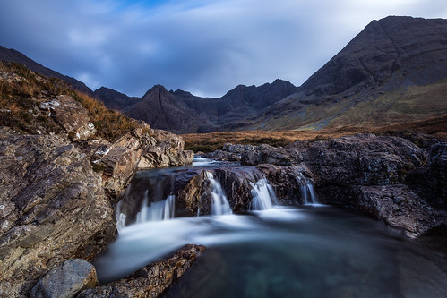 The Fairy Pools - Scotland