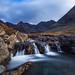 The Fairy Pools - Scotland by Jan Hoogendoorn