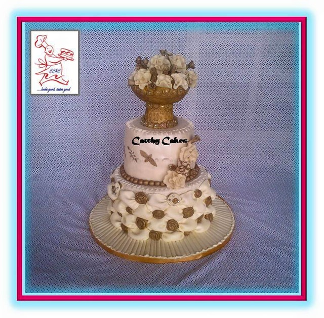 Cake by Catchy Cakes & Confectionery