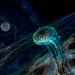 Galaxy Jellyfish by zara-photos