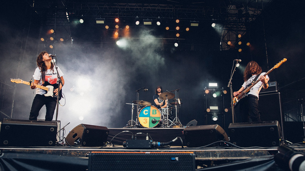 Courtney Barnett - Øyafestivalen 2015