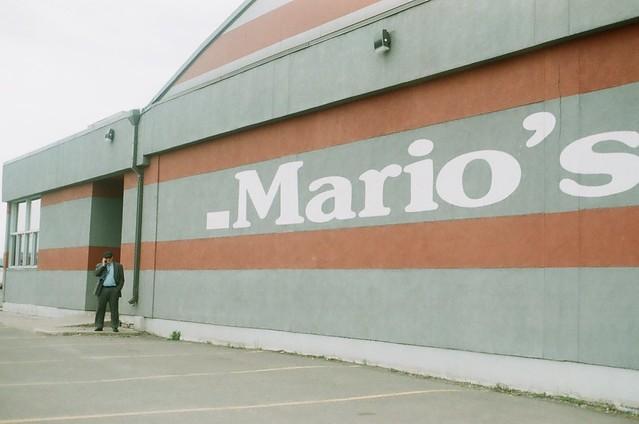 Mario's Bowl