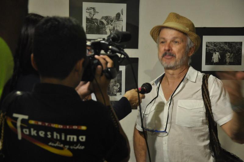 Exitosa clausura del Festival Audiovisual de Takeshima