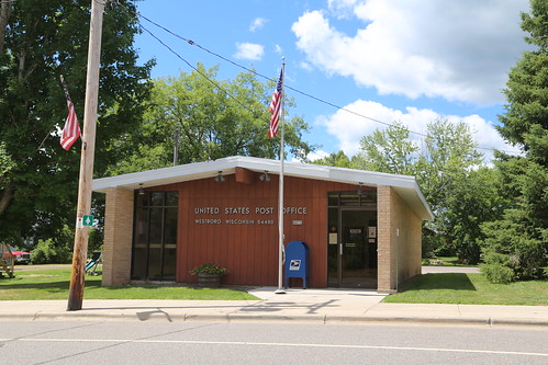 Westboro Wisconsin, Post Office, 54490, Taylor County WI